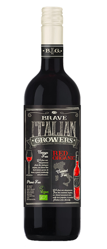 Extraordinary wines: BIG red Organic